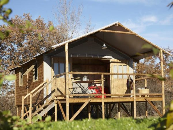 Cabane Lodge Africa 5 personnes