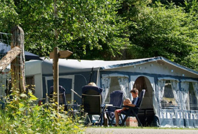emplacement tente camping aveyron