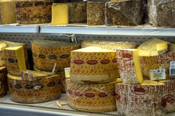 fromages Laguiole